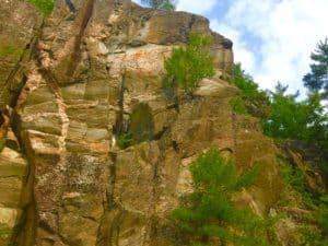 Stone Rock Mountain