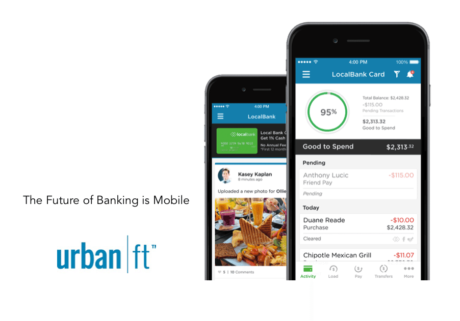 Facebook for Banking? Urban FT Combines Social & Financial