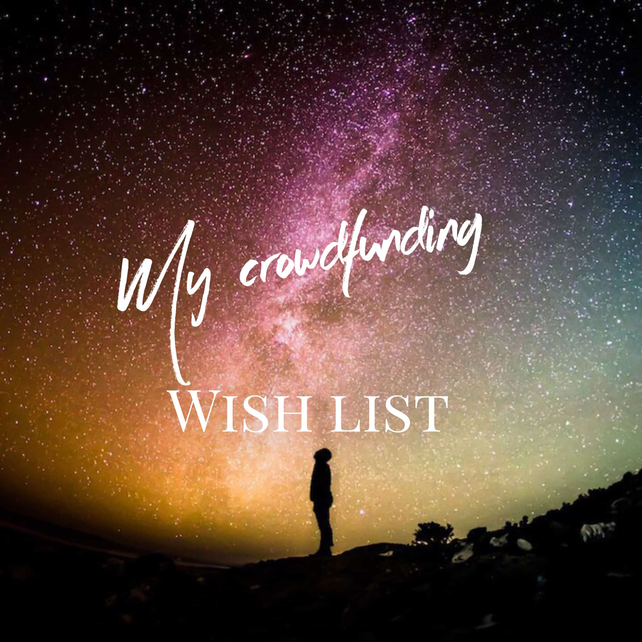 My 2017 Crowdfunding Wish List