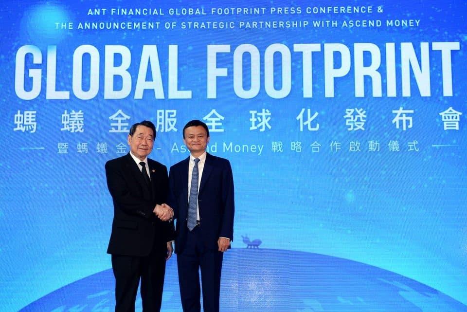 Jack Ma's Ant Financial Acquires US Based MoneyGram