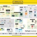 FinTech Australia Publishes Fintech Ecosystem Map