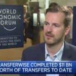 TransferWise CEO Taavet Hinrikus Talks Fintech & Brexit Worries (Video)