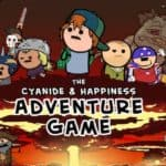 "Update: Cyanide & Happiness' ""Adventure Game"" Scores $300,000 Funding Goal Just Days After Kickstarter Debut"