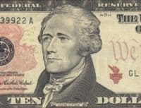 Alexander Hamilton Money Dollars USD