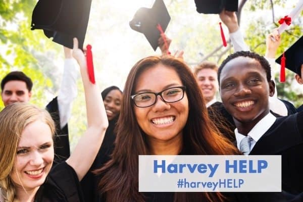 Texas Higher Education Community Launches Unified GoFundMe Campaign For College Students Affected By Hurricane Harvey