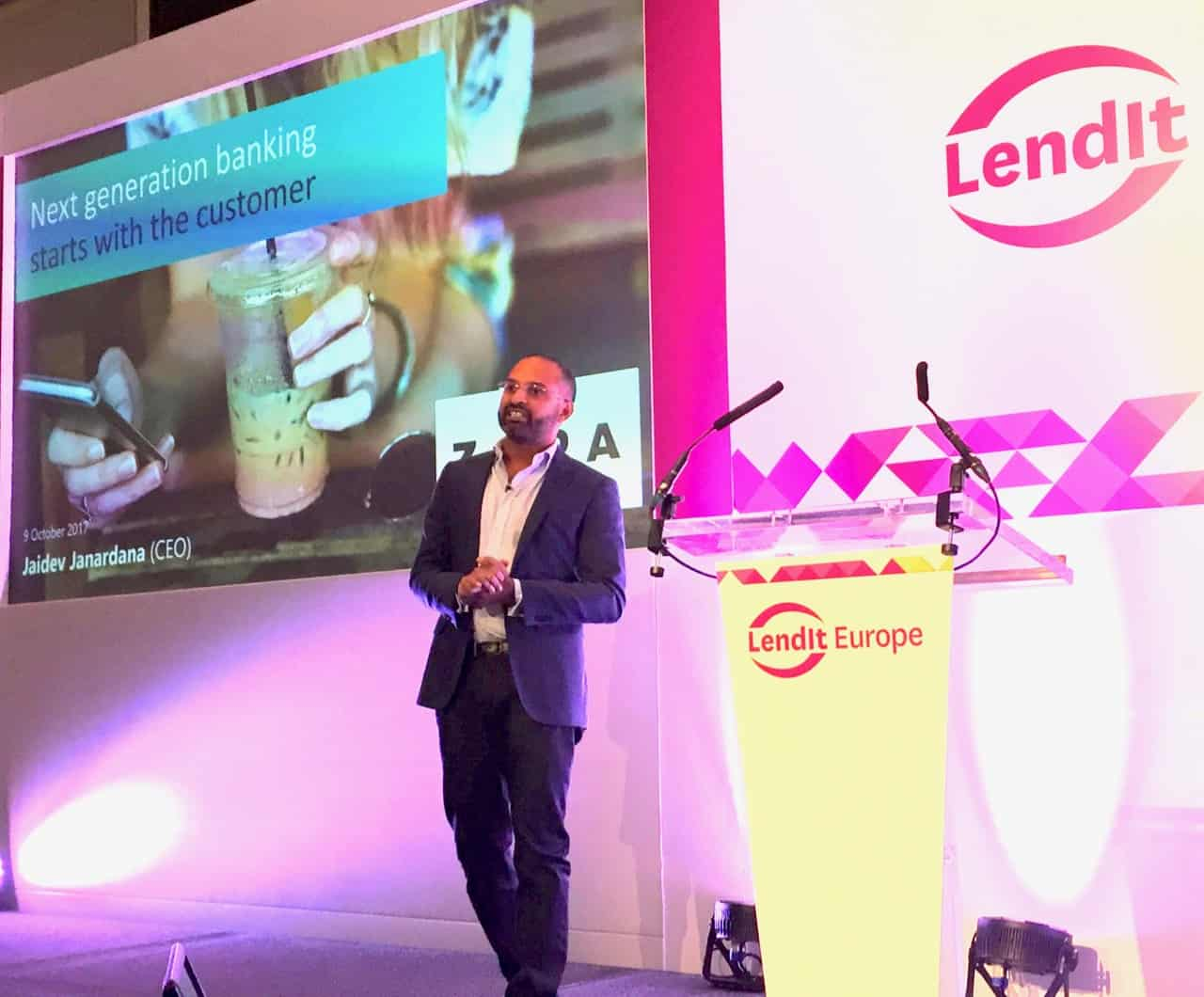 Seen and Heard at LendIt Europe: The Future of Finance