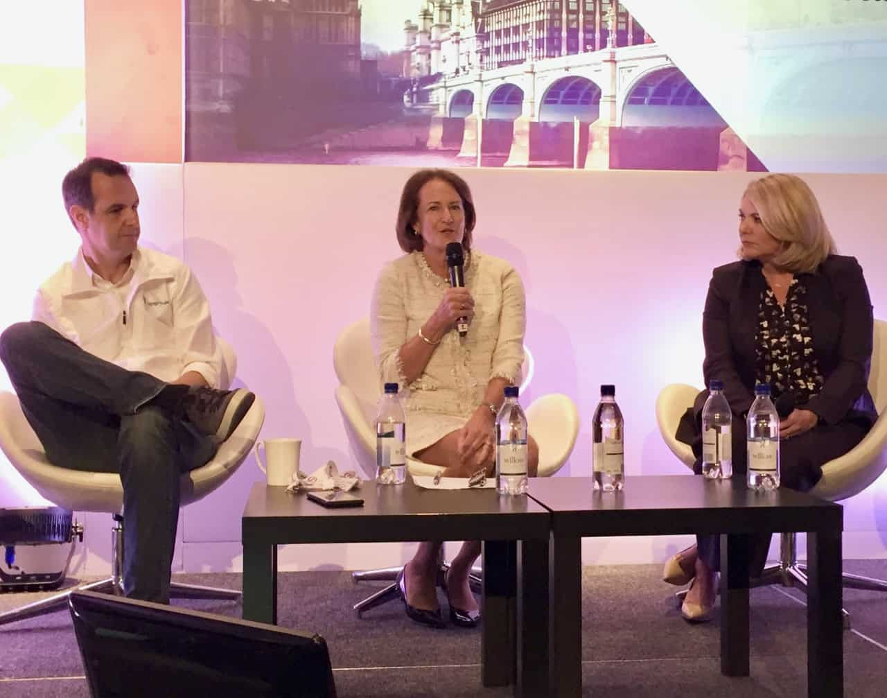 Karen Mills: Predictions for the Future of Small Business Lending and Fintech