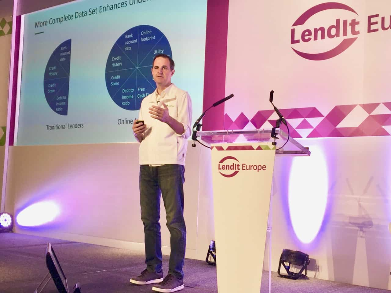 Lending Disrupted? Not Yet, Says Renaud Laplanche