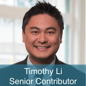 Timothy Li Senior Contributor