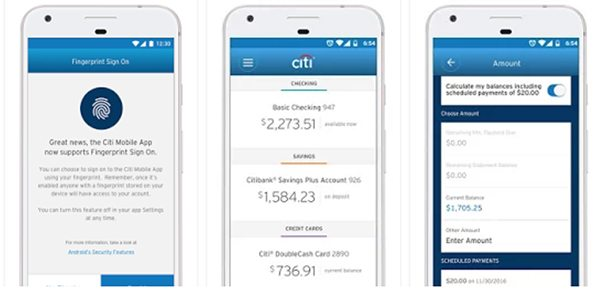 Citi Debuts New Banking & Wealth Management App Functionality on Android