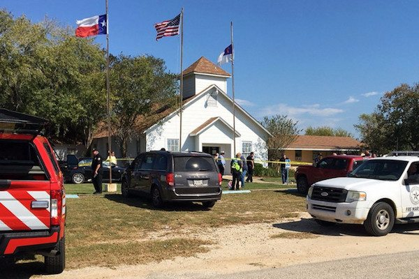 Donors Raise More Than $1 Million For Texas Church Shooting Victims on GoFundMe