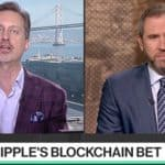 Ripple's CEO Brad Garlinghouse Discusses the Fintech Company's Blockchain Technology Bet