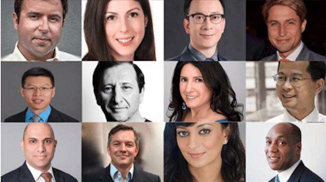 Blockchain Leaders Schedule 2018 Digital Assets Investment Forum