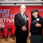 StartmeupHK Festival Details Released by InvestHK
