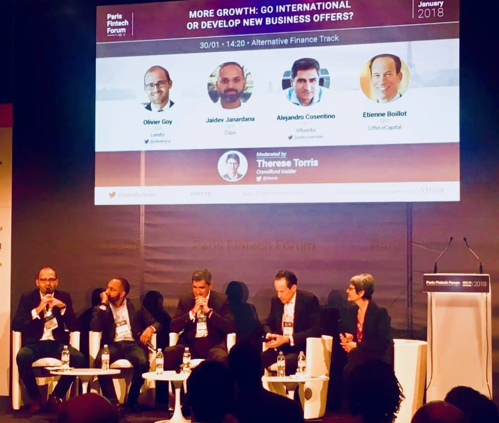 Alternative Finance at #PFF18: 16 Fintech Startups Deliver $12 Billion Financing to Consumers and SMEs in 32 countries