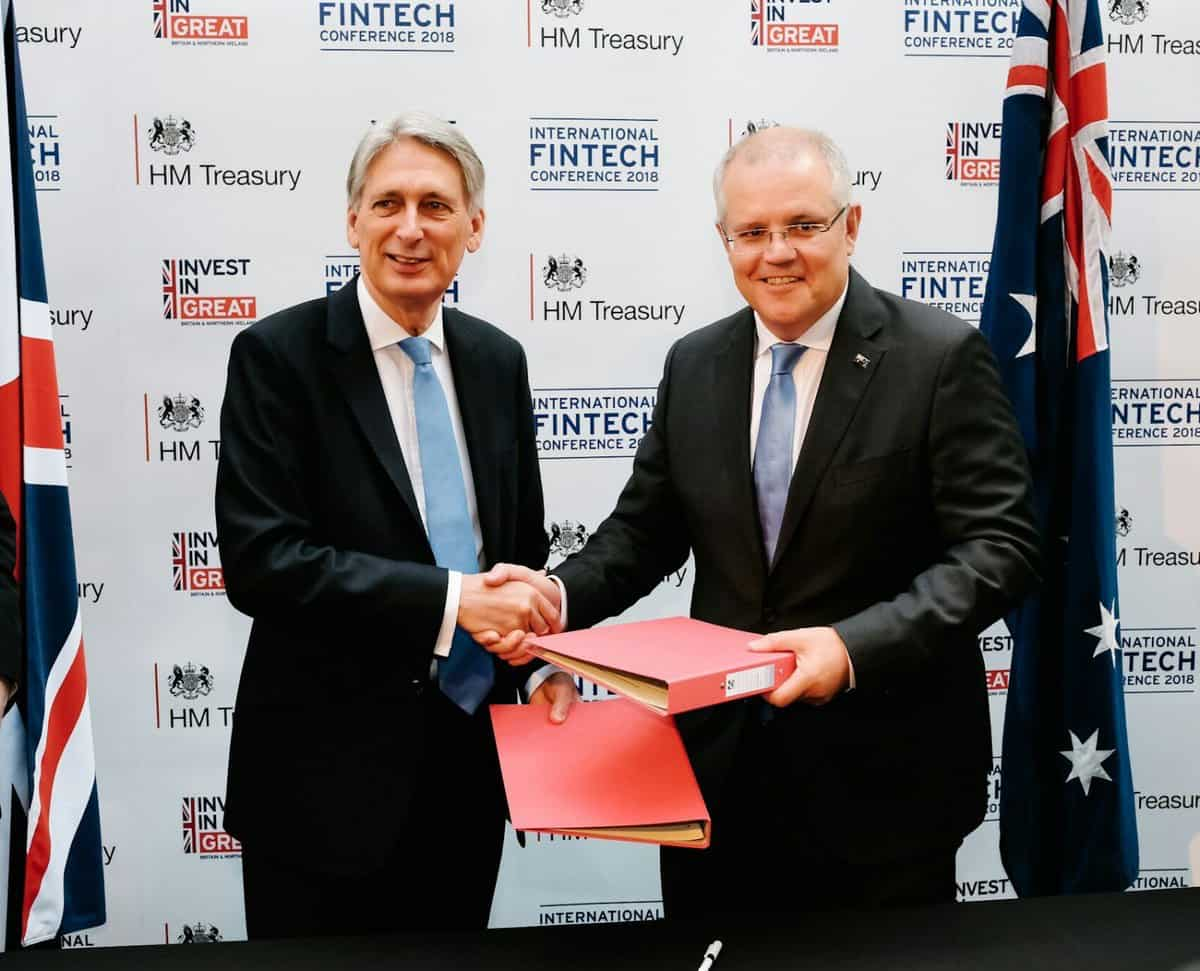 Here is the Enhanced Fintech Cooperation Agreement Between the UK FCA and the Australian Securities & Investment Commission