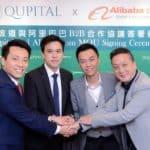 Hong Kong Trade Finance Platform Qupital Signs Financial Strategy Agreement With Alibaba