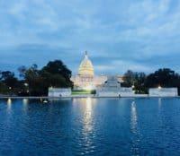 US Capitol Hill Washington DC