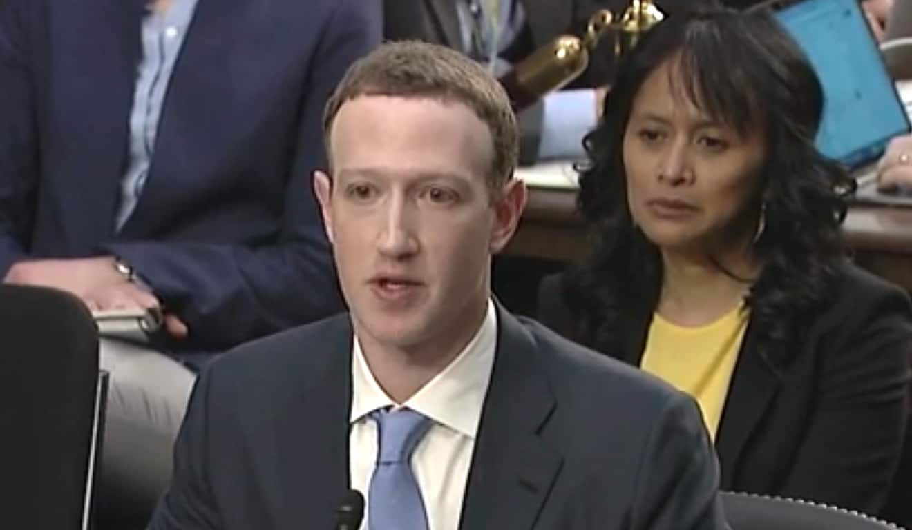 Here is Mark Zuckerberg's Prepared Testimony for House Financial Services Committee Hearing