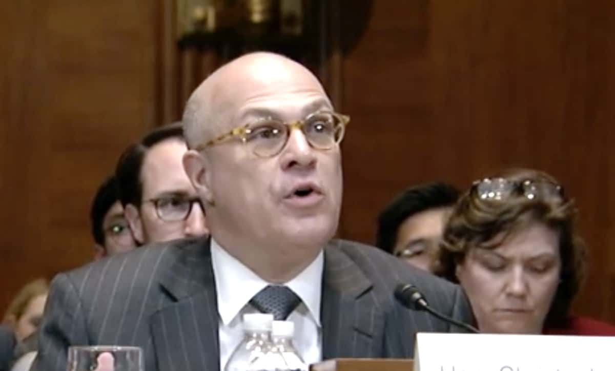 CFTC Chair Giancarlo Budget Request References Oversight of Virtual Currencies & Fintech