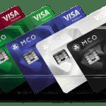 Monaco Rebrands to CRYPTO.com; Unveils New MCO Visa Card Portfolio & MCO Private Service