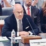 "CFTC Chair J. Christopher Giancarlo: ""We are falling behind"""