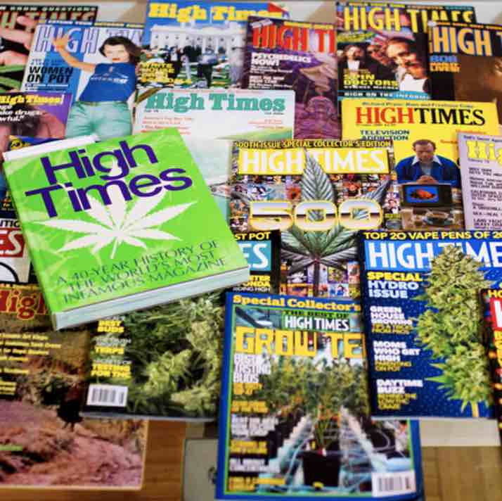 High Times Gets Crypto Buzz in Reg A+ Crowdfunding Offer & Possible NASDAQ Listing