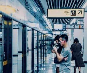 By 偉宗 勞 on Unsplash China Metro Transportation