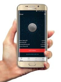 Electroneum on android phone