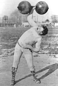 Frederick_Winters Strong Weightlifting heavy