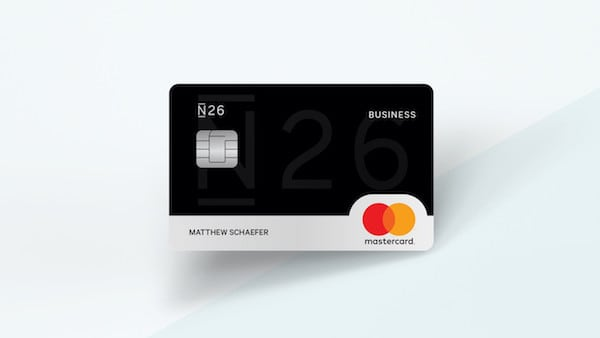 "N26 Launches New Flexible Business Accounts for Freelancers ""N26 Business Black"""