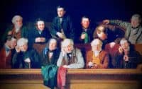 The Jury by John Morgan Trial Court Judge Law