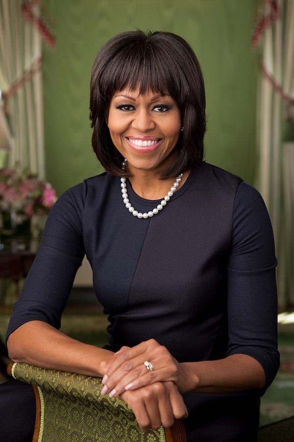 GoFundMe Teams Up with Michelle Obama & Obama Foundation for Girls Education