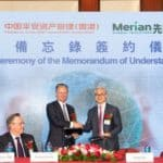 Ping An Signs MOU With Merian Global Investors