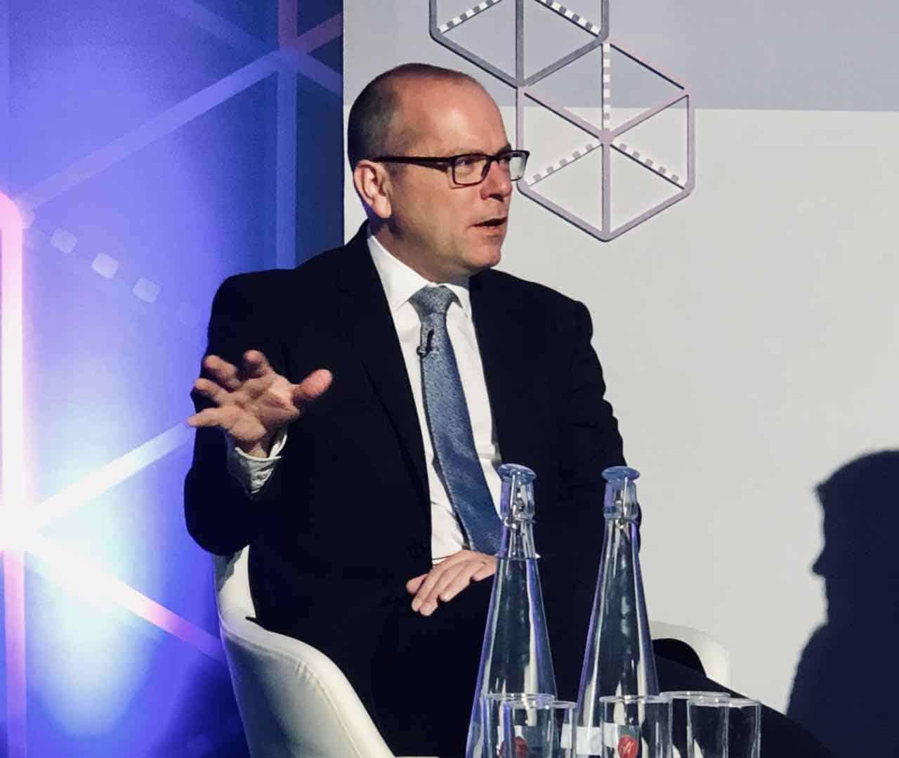 Deeds Not Words. Christopher Woolard of FCA Announces First Cross Border Tests for Fintechs