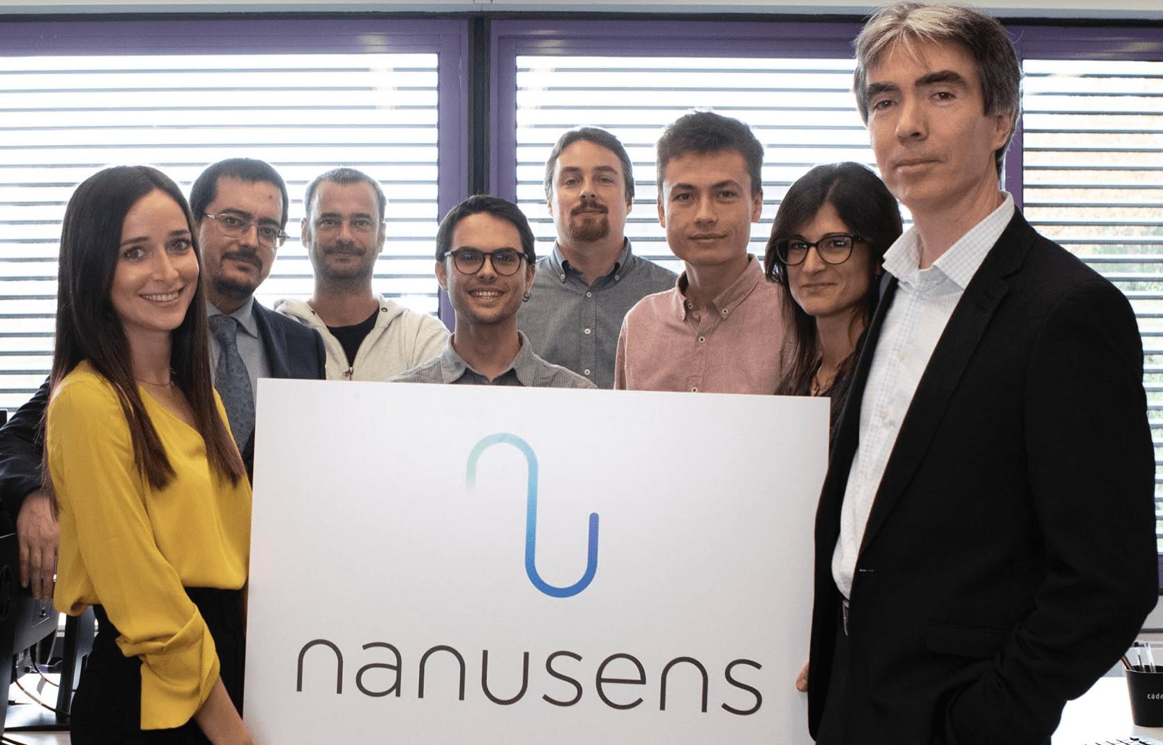 BCN Nanotecher Nanusens Closes €1M+ Crowdcube Funding Round