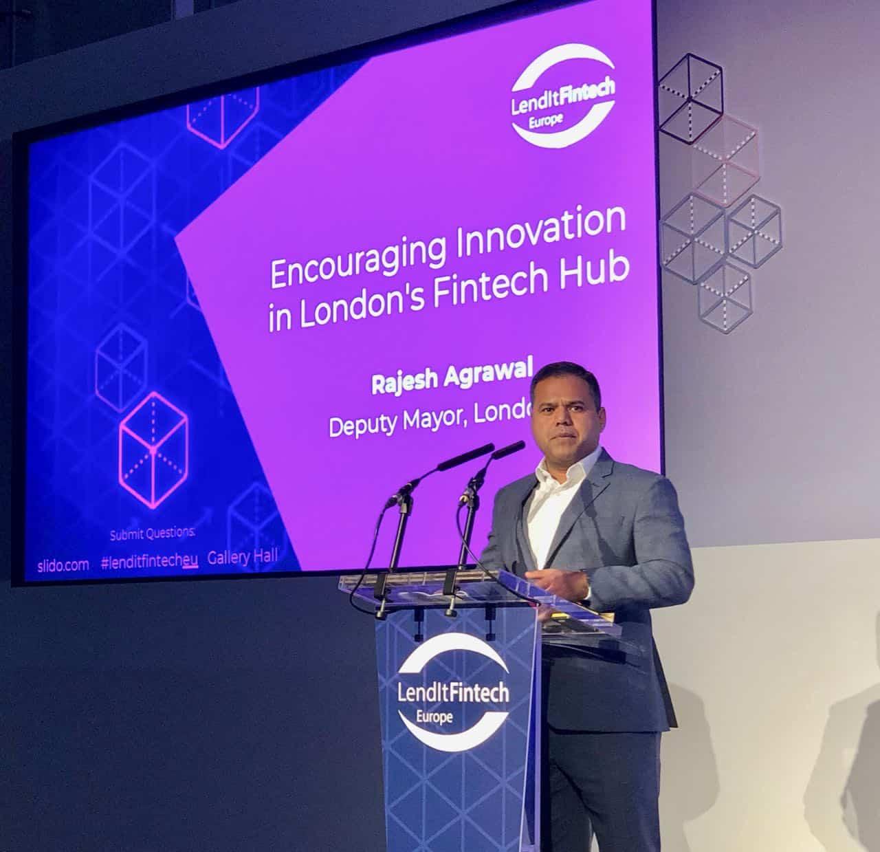 LendIt Fintech Europe: London is Open for Business