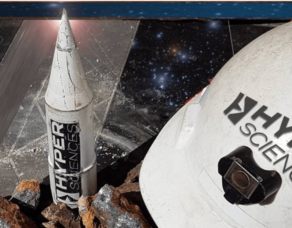 HyperSciences' Crowdcube/SeedInvest Campaign for Hypervelocity Tech Takes Off