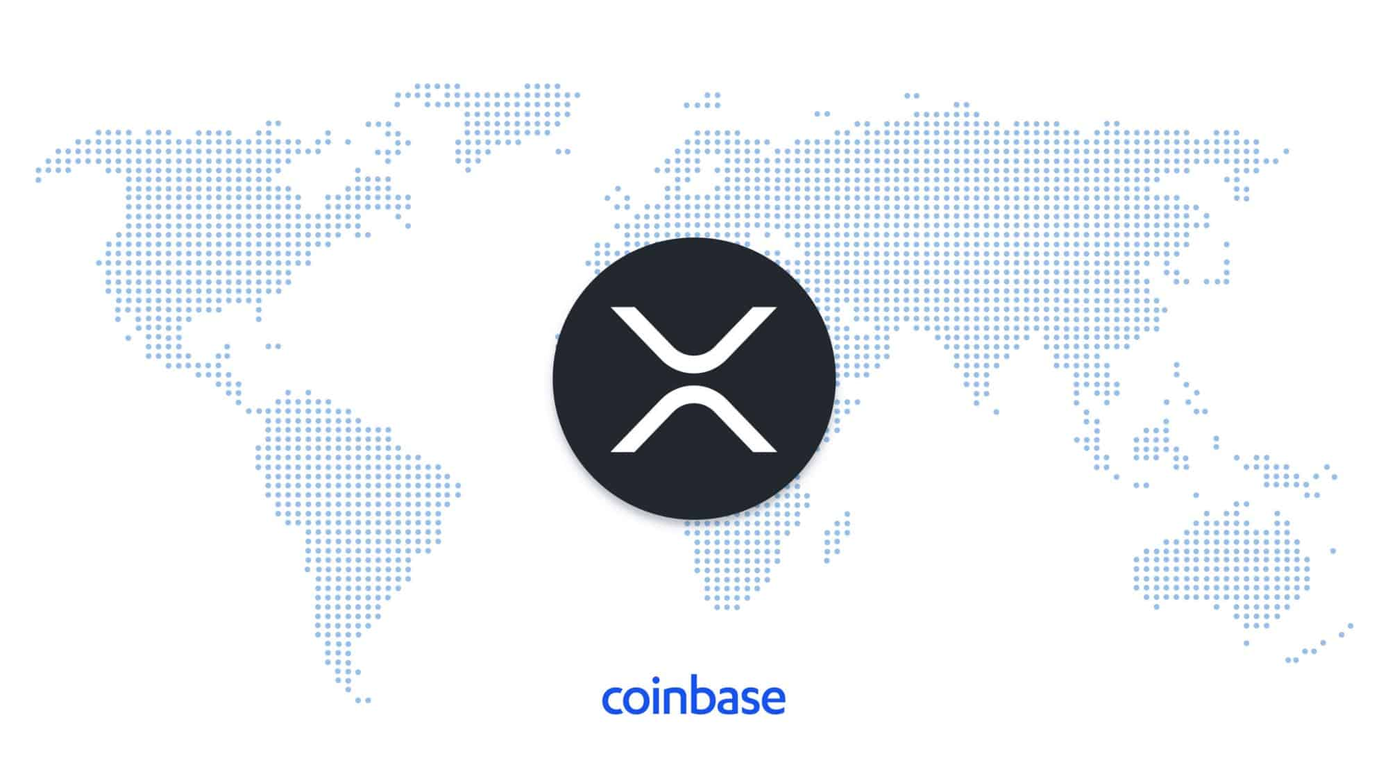 Coinbase Now Supporting XRP on Crypto Platform & Mobile Apps