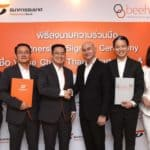 Beehive Forms New Partnership With Thanachart Bank to Launch SME Financing Program in Asia