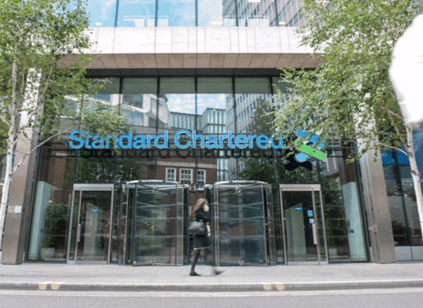 Standard Chartered Completes Joint Transaction on Blockchain Platform With Linklogis