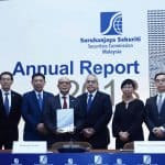 Securities Commission Malaysia Discusses 2018 Annual Report & Plans for Capital Market Ecosystem, Alternative Funding Raises USD $197.7 Million