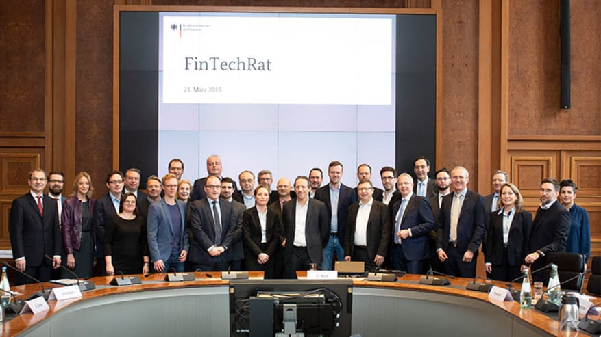 FinTechRat: Germany Publishes Statement on Blockchain Strategy