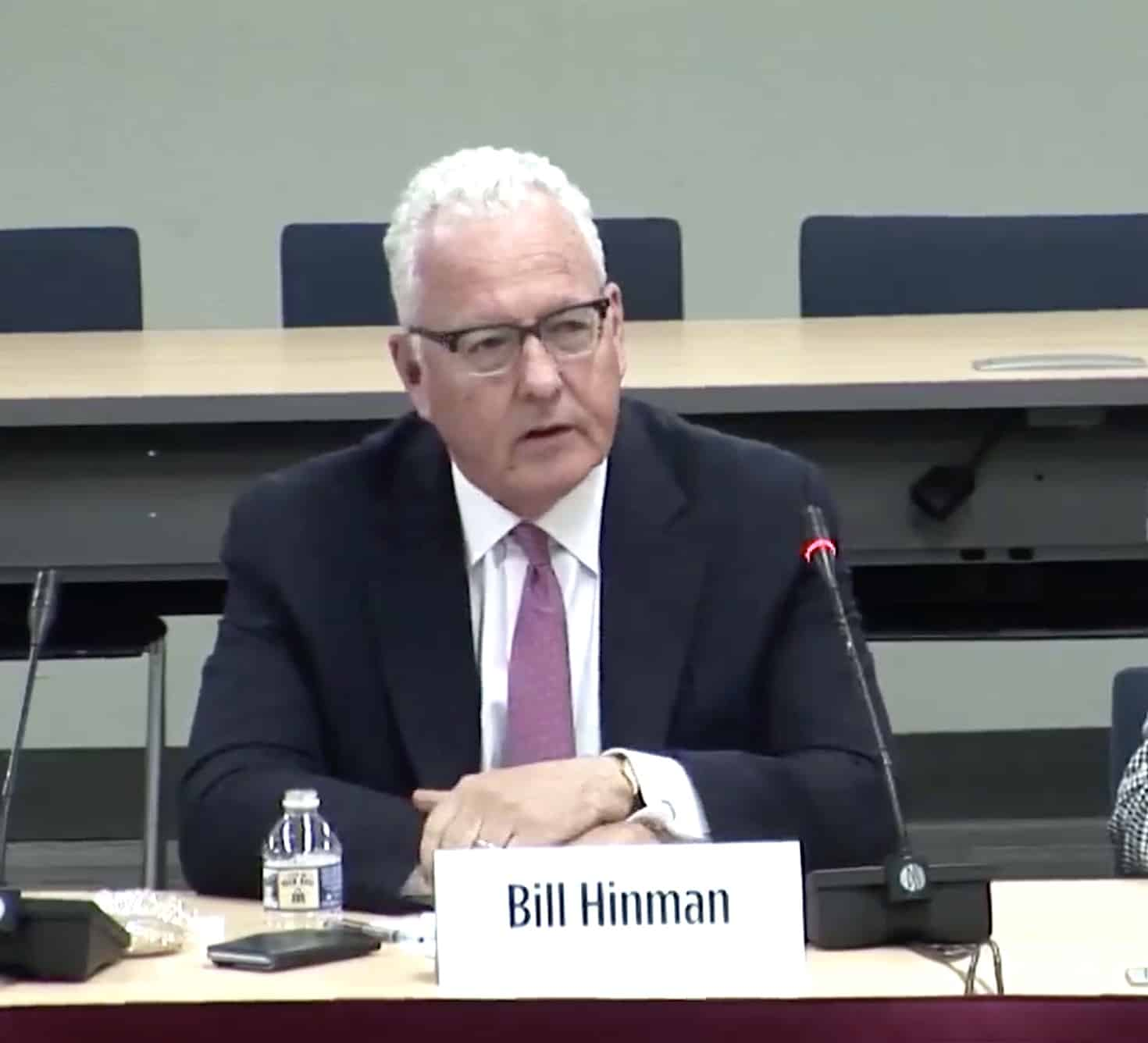 SEC Director of CorpFin Bill Hinman Provides Crowdfunding Update at Small Business Capital Formation Advisory Committee Meeting