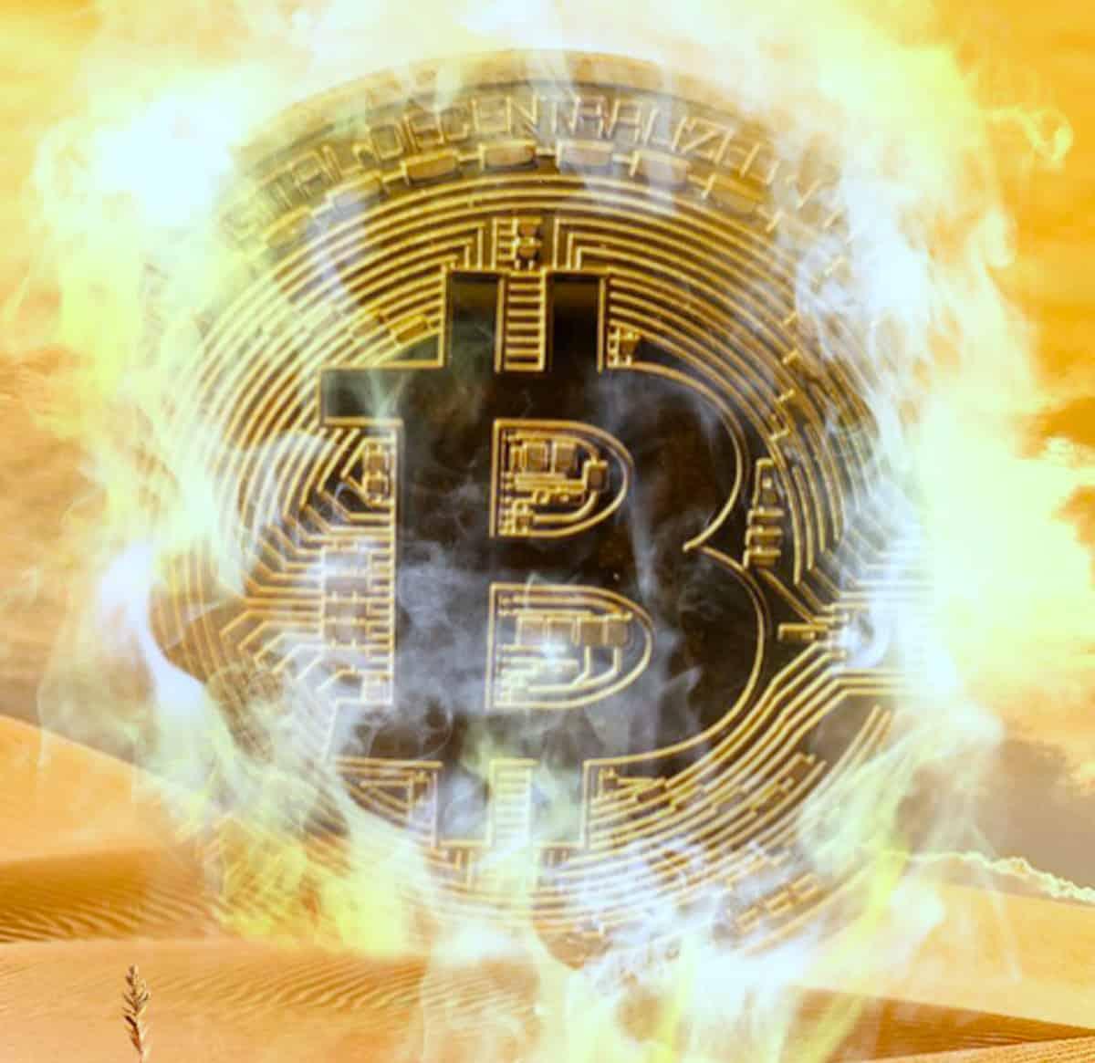 Bitcoin Tanks as Zuckerberg Talks Up Libra