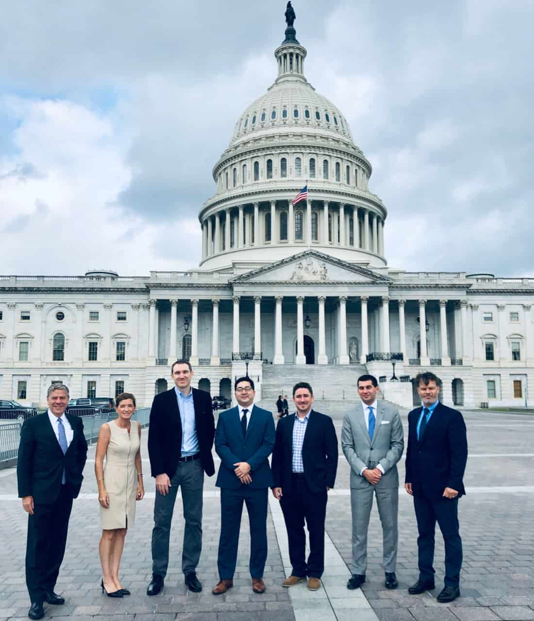 Association of Online Investment Platforms Visits Capitol Hill to Discuss Crowdfunding Exemptions & More with House & Senate Staffers