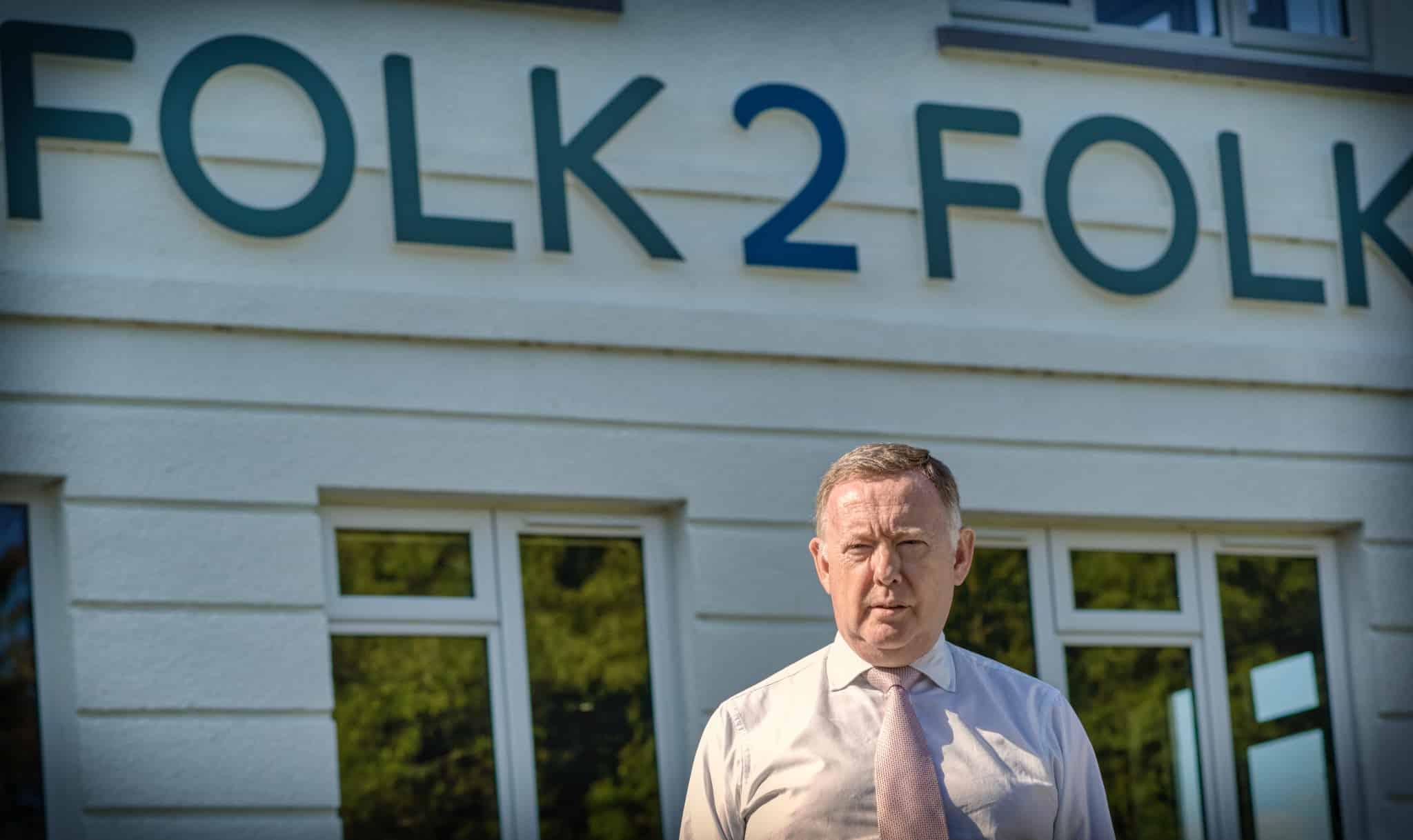 Local Focused P2P Lender Folk2Folk Appoints New Managing Director