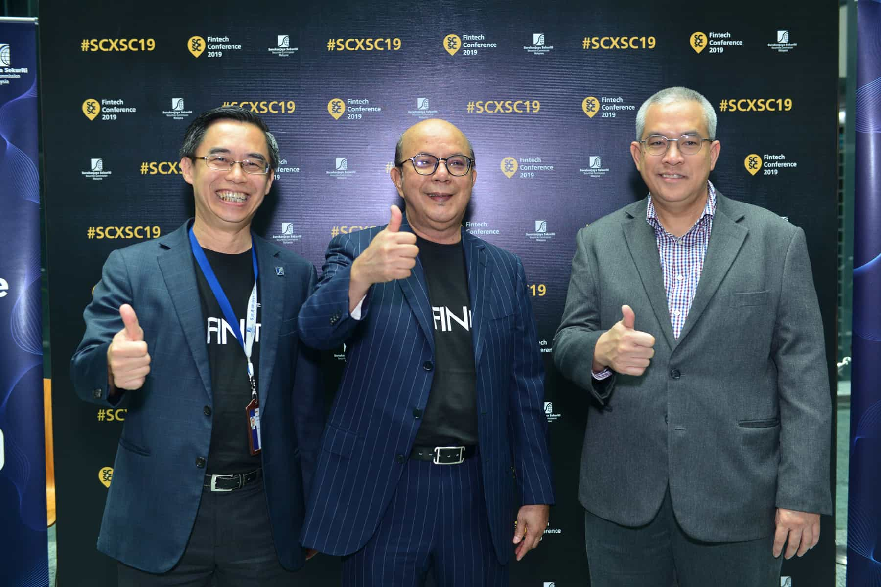 Securities Commission Malaysia Hosted the Sixth Edition of the SCxSC Fintech Conference on Oct 22