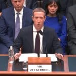 Mark Zuckerberg Takes a Beating on the Hill While Launching Defense of Libra & Facebook's Past Actions