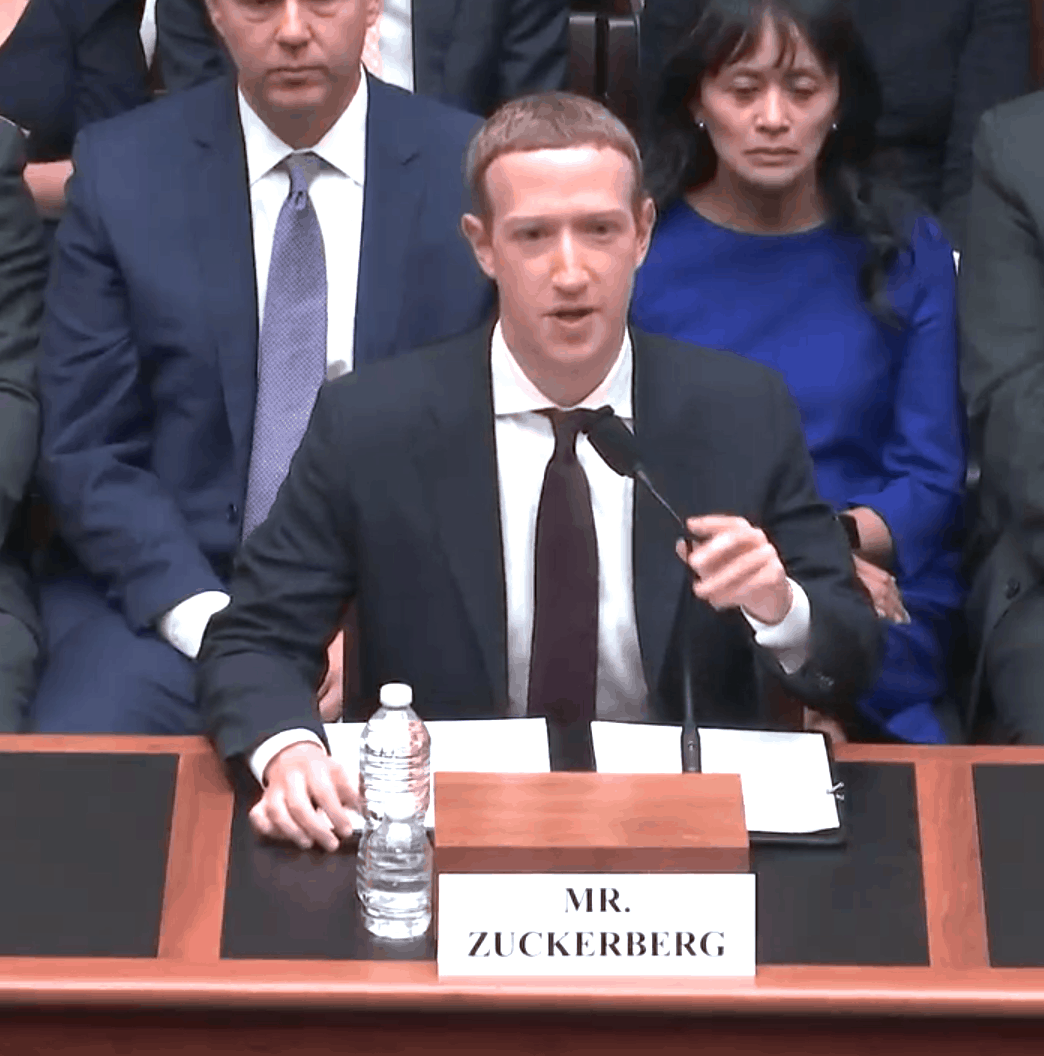 As Libra Increasingly Falters, 47 States Join Facebook Anti-Trust Investigation